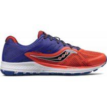 Saucony RIDE 10 červená 8.5 - Pánska bežecká obuv