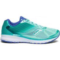Saucony BREAKTHRU 4 W zelená 8.5 - Dámska bežecká obuv