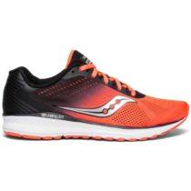 Saucony BREAKTHRU 4 oranžová 11 - Pánska bežecká obuv