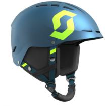 Scott APIC PLUS JR tmavo modrá (49 - 53) - Detská lyžiarska prilba