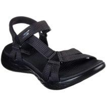 Skechers ON-THE-GO 600 BRILLIANCY čierna 41 - Dámske sandále