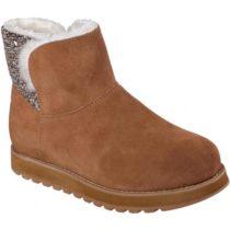 Skechers KEEPSAKES hnedá 39 - Dámska zimná obuv