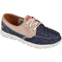 Skechers ON-THE-GO tmavo modrá 36 - Dámska voľnočasová obuv