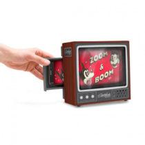 Smartphone zväčšovač Retro televízor