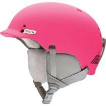 Smith GAGE JR ružová (53 - 58) - Juniorská lyžiarska prilba
