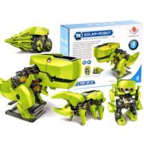 Solarbot 4v1 - dinosaury