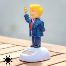 Solárna postavička Donald Trump