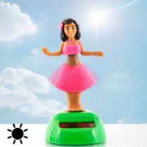 Solárne havajské dievča