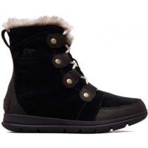 Sorel EXPLORER JOAN čierna 7.5 - Dámska zimná obuv