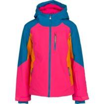 Spyder GIRLS PIONEER ružová 14 - Dievčenská  bunda