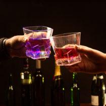 Svietiace poháre (2 kusy)