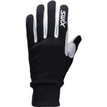 Swix TRACX čierna 8 - Rukavice na bežecké lyžovanie
