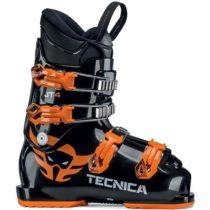 Tecnica JT 4 čierna 25 - Detská lyžiarska obuv