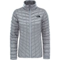 The North Face THERMOBALL FULL ZIP JACKET W sivá L - Dámska bunda