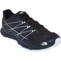 The North Face LITEWAVE ENDURANCE čierna 12 - Pánska bežecká obuv