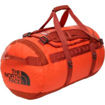 The North Face BASE CAMP DUFFEL M oranžová NS - Športová taška