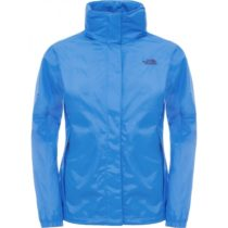 The North Face W RESOLVE JACKET modrá S - Dámska nepremokavá bunda