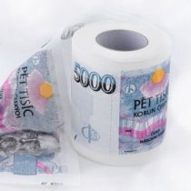 Toaletný papier 5000 kč