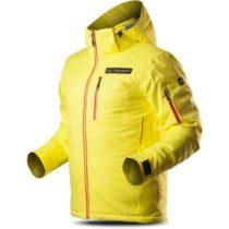 TRIMM FALCON žltá XL - Pánska lyžiarska bunda