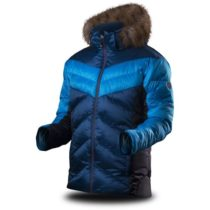 TRIMM MOON modrá XXL - Pánska zimná bunda