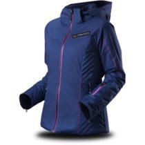 TRIMM SAWA tmavo modrá L - Dámska lyžiarska bunda