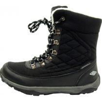 Umbro HEIDI čierna 32 - Detská zimná obuv