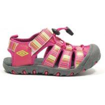 Umbro SEDO žltá 39 - Dievčenské sandále
