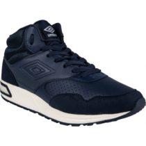 Umbro LAYSTALL MID modrá 12 - Pánska voľnočasová obuv