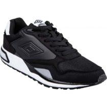 Umbro REDHILL M čierna 7.5 - Pánska voľnočasová obuv