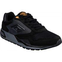 Umbro REDHILL čierna 11.5 - Pánska voľnočasová obuv