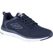 Umbro REDCOTE tmavo modrá 7.5 - Pánska voľnočasová obuv