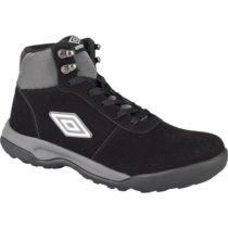 Umbro LANGLEY čierna 10.5 - Pánska zimná obuv