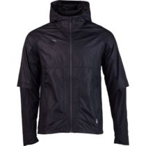 Umbro ELITE SILO TRAINING HYBRID JACKET čierna XL - Pánska športová bunda