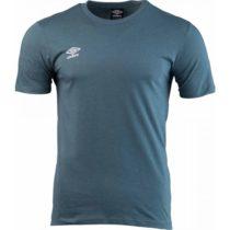 Umbro FW SMALL LOGO COTTON TEE zelená L - Pánske tričko