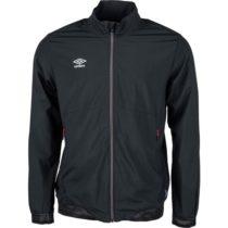 Umbro TRAINING WOVEN JACKET čierna XL - Pánska športová bunda