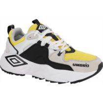 Umbro RUN M biela 10 - Pánska voľnočasová obuv