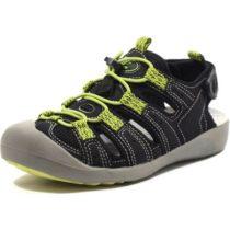 Umbro TUDOR šedá 33 - Detské voľnočasové sandále
