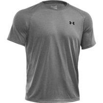 Under Armour TECH SS TEE sivá XL - Pánske tričko