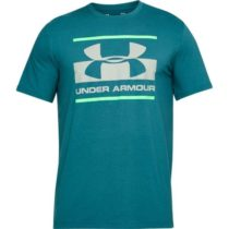 Under Armour BLOCKED SPORTSTYLE LOGO  L - Pánske tričko