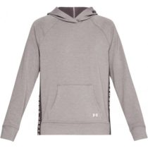 Under Armour FEATHERWEIGHT FLEECE HOODY šedá L - Dámska mikina