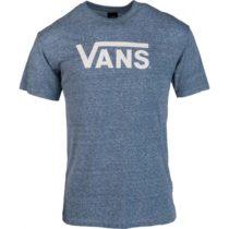 Vans MN VANS CLASSIC HEATHER COPEN tmavo modrá XL - Pánske tričko