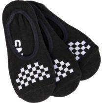 Vans WM CLASSIC CANOODLE čierna  - Dámske ponožky