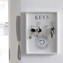 Vešiak na kľúče