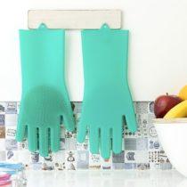 Viacúčelové silikónové rukavice