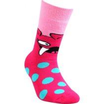 Voxx S-OBLUDIK fialová 14-16 - Detské ponožky