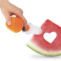 Vykrajovač na ovocie a zeleninu