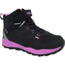 Willard COUGAR čierna 27 - Detská zimná obuv