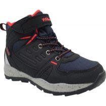 Willard COUGAR čierna 28 - Detská zimná obuv