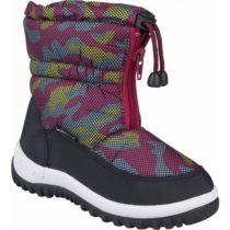 Willard CENTRY ružová 27 - Detská zimná obuv