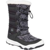 Willard CORA čierna 30 - Detská zimná obuv